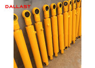Double Acting 100 ton Industrial Hydraulic Cylinder for Oil Building Bridge
